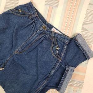 Vtg 70s 80s High Waisted Jeans